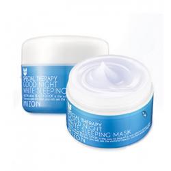 Good Night White Sleeping Mask [Mizon] | Ночная маска осветляющая
