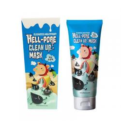 Маска-пленка для очищения пор Hell-Pore Clean Up Mask