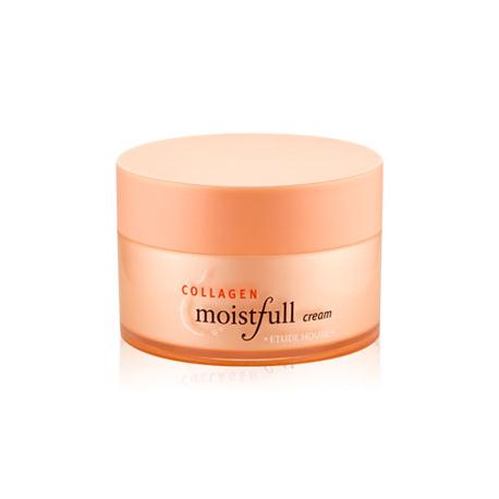 Крем для лица коллагеновый Moistfull Collagen Cream