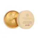 Патчи с золотом и экстрактом улитки PETITFEE Gold & Snail Eye Patch