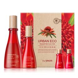 Набор уходовый с экстрактом телопеи Urban Eco Waratah Skin Care 2 Set