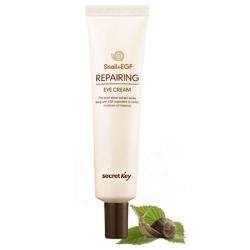 Snail + EGF Repairing Eye Cream [Secret Key] | Крем для глаз