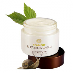 Snail + EGF Repairing Cream [Secret Key] | Крем для лица улиточный