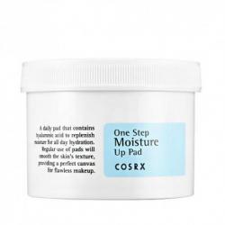 Увлажняющие ватные диски для чувствительной кожи COSRX One Step Moisture Up Pad