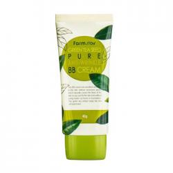 Омолаживающий ВВ-крем с семенами зеленого чая Farm stay Green Tea Seed Pure Anti Wrinkle BB Cream