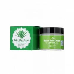 Увлажняющий крем для лица с экстрактом алоэ JIGOTT Aloe Water Blue Cream