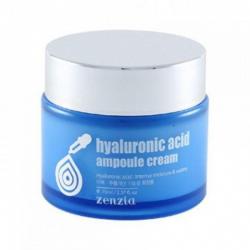 Увлажняющий крем с гиалуроновой кислотой JIGOTT Hyaluronic Acid Ampoule Cream