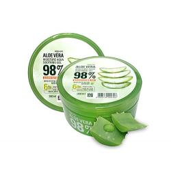 Универсальный увлажняющий гель с алоэ вера 98% Aloe Vera Soothing Gel