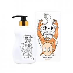 Шампунь для волос с коллагеном CER-100 Collagen Coating Hair Muscle Shampoo