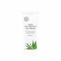 JIGOTT ВВ-крем с экстрактом алоэ Aloe Sun Protect BB Cream Spf41 Pa++