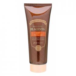 3W CLINIC Пилинг-гель с экстрактом плаценты Premium Placenta Soft Peeling Gel