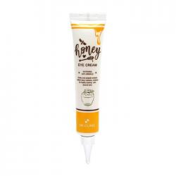 3W CLINIC Крем для век с экстрактом меда Honey Eye Cream