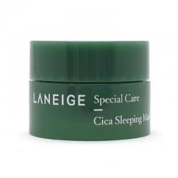 Ночная маска для лица с центеллой LANEIGE Cica Sleeping Mask