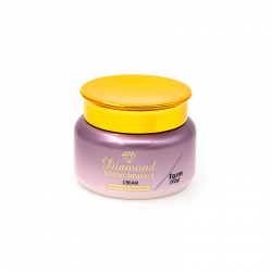 Крем для лица отбеливающий антивозрастной Farm Stay Diamond Shine Impact Cream