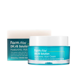 Крем с гиалуроновой кислотой FarmStay Dr V8 Solution Hyaluronic Acid Cream