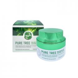 Крем с экстрактами чайного дерева ENOUGH PURE TREE BALANCING PRO CALMING CREAM