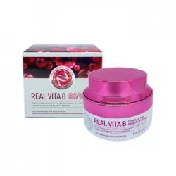 Питательный крем с витамином ENOUGH REAL VITA 8 COMPLEX PRO BRUGHT UP CREAM