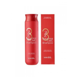 Шампунь с аминокислотами и салициловой кислотой Masil 3 Salon Hair Cmc Shampoo