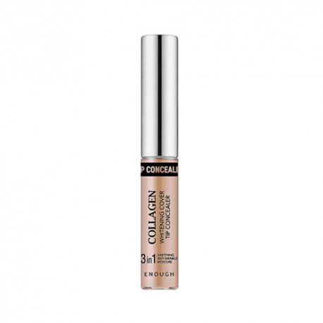 Консилер осветляющий  Enough Collagen Whitening Cover Tip Concealer