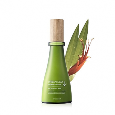 Urban Eco Harakeke Emulsion [Saem] | Эмульсия питательная