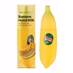 Banana Hand Milk [Tony Moly] | Молочко для рук